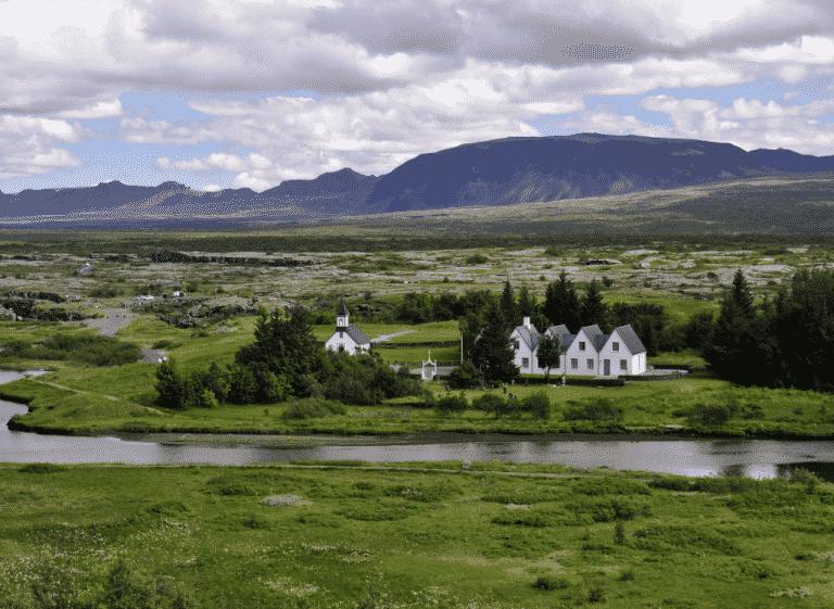 Thingvellir (foto: Grethe Boe)